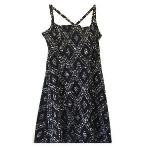 Top shop skater mini dress